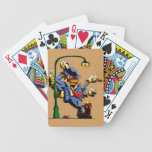 Spider Bicycle Playing Cards