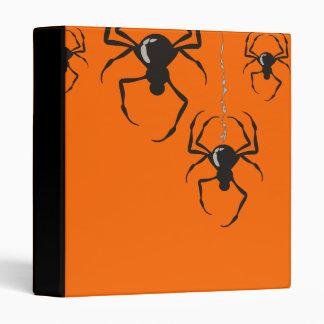 Spider (Black) Binder