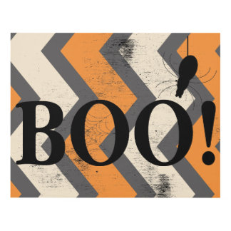 Spider BOO! Panel Wall Art