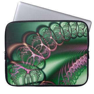 Spider Bubbles Fractal iPad Case
