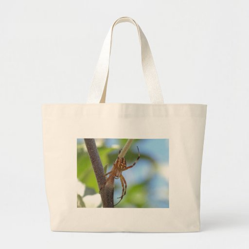 Spider Canvas Bags
