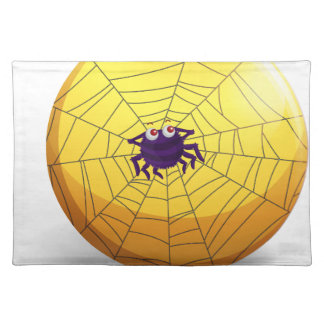 Spider Cloth Placemat