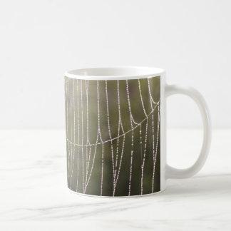 Spider Cobweb Coffee Mug