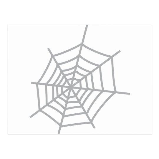 spider cobweb spiderweb postcard