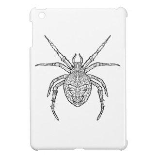 Spider - Complicated Coloring iPad Mini Cases