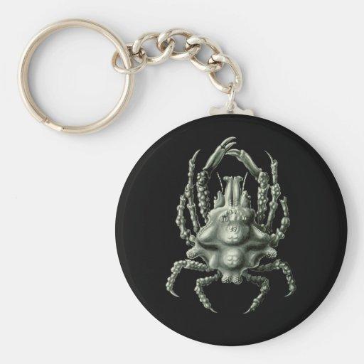 Spider Crab Keychain