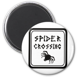 Spider Crossing Magnets