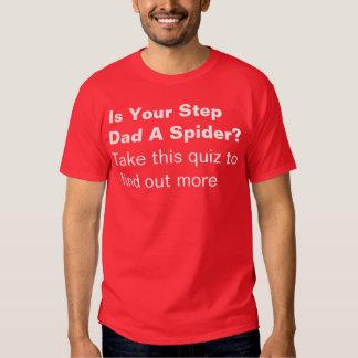 spider dad shirt