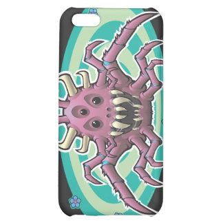 Spider Demon Black Case For iPhone 5C