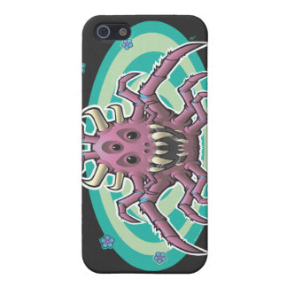 Spider Demon Black iPhone 5 Covers
