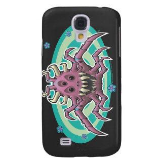 Spider Demon Black Samsung Galaxy S4 Cover