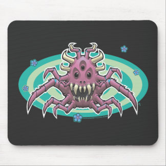 Spider Demon Mouse Pad