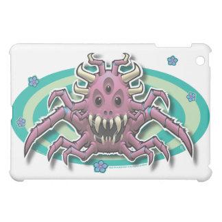 Spider Demon White iPad Mini Case