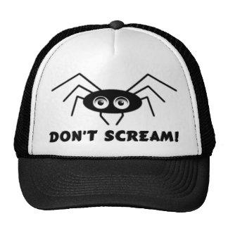 Spider - Don't Scream! Trucker Hat