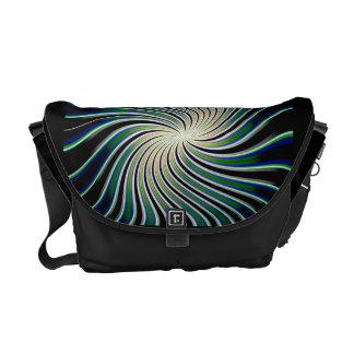 Spider Explosion Messenger Bag
