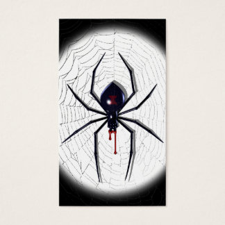 Spider & Fly Business Card