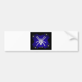SPIDER GIFTS CUSTOMIZABLE PRODUCTS BUMPER STICKER