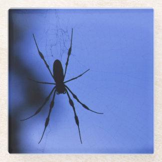 Spider Glass Coaster
