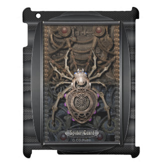 Spider Guard Steampunk. Cover For The iPad 2 3 4