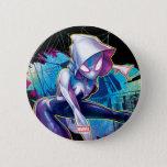 Spider-Gwen: Crawling… Make Way Pinback Button