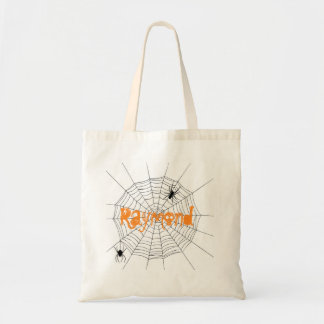 Spider Halloween Bag