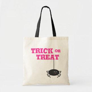 Spider Halloween Trick or Treat Bag