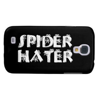 Spider Hater Galaxy S4 Cases