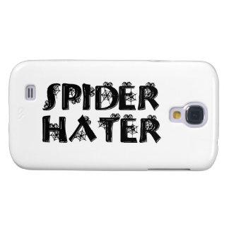 Spider Hater Galaxy S4 Case