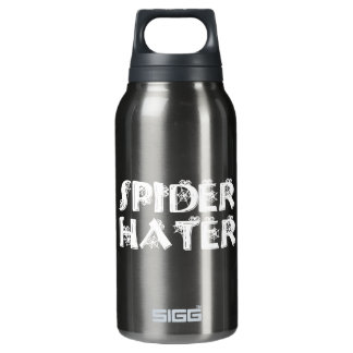 Spider Hater Insulated Water Bottle