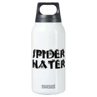 Spider Hater 10 Oz Insulated SIGG Thermos Water Bottle