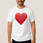Spider Heart Tee Shirt