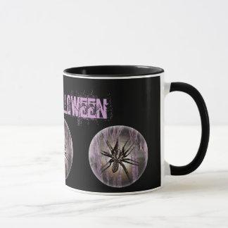 Spider in Purple Mug