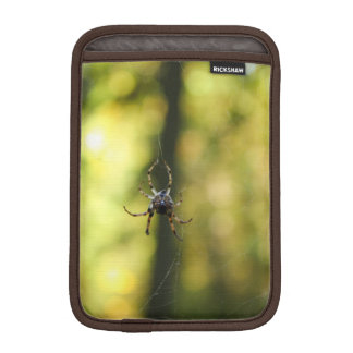 Spider in the Woods iPad Mini Sleeve