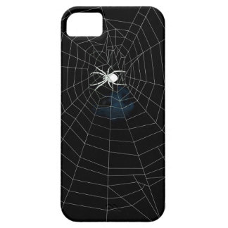 spider in web iPhone SE/5/5s case