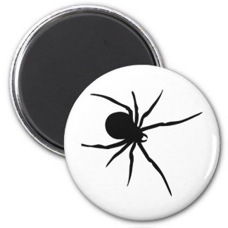 Spider Insects Spiders Arachnida Black Art Animal Refrigerator Magnet