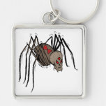 Spider Key Chains