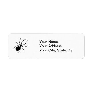 Spider Label
