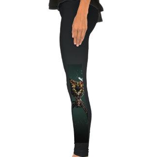 spider legging tights