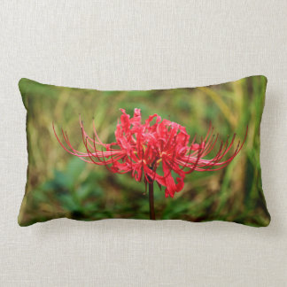 Spider Lily Pillow