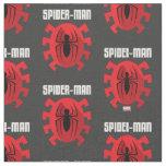 Spider-Man | Art Deco Spider-Man Emblem Fabric