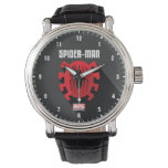 Spider-Man | Art Deco Spider-Man Emblem Watch