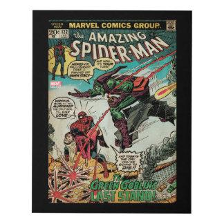 Spider-Man asombroso #122 cómico Cuadro
