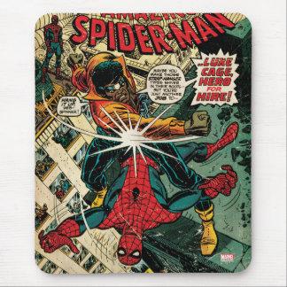 Spider-Man asombroso #123 cómico Mouse Pads