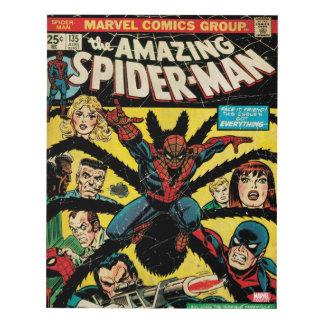 Spider-Man asombroso #135 cómico Cuadro