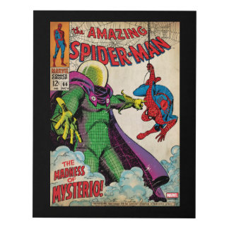 Spider-Man asombroso #66 cómico Cuadro