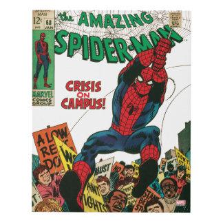 Spider-Man asombroso #68 cómico Cuadro