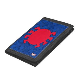 Spider-Man | Back Spider Symbol Trifold Wallet