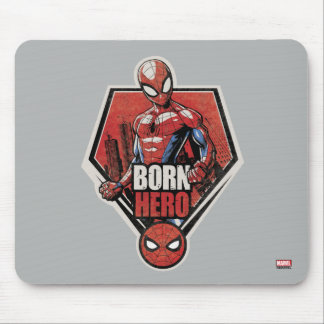 Spider-Man | Born Hero Graphic Mouse Pad