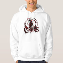 Spider-Man | Carnage Name Graphic Hoodie