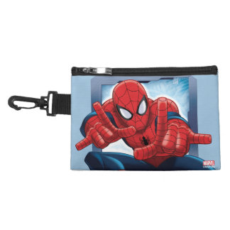 Spider-Man Character Card Accessory Bag